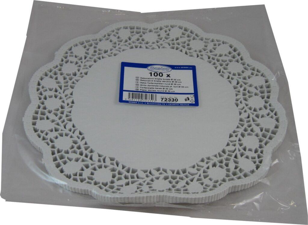 Krajka 72330 pr. 30 cm cukrářská