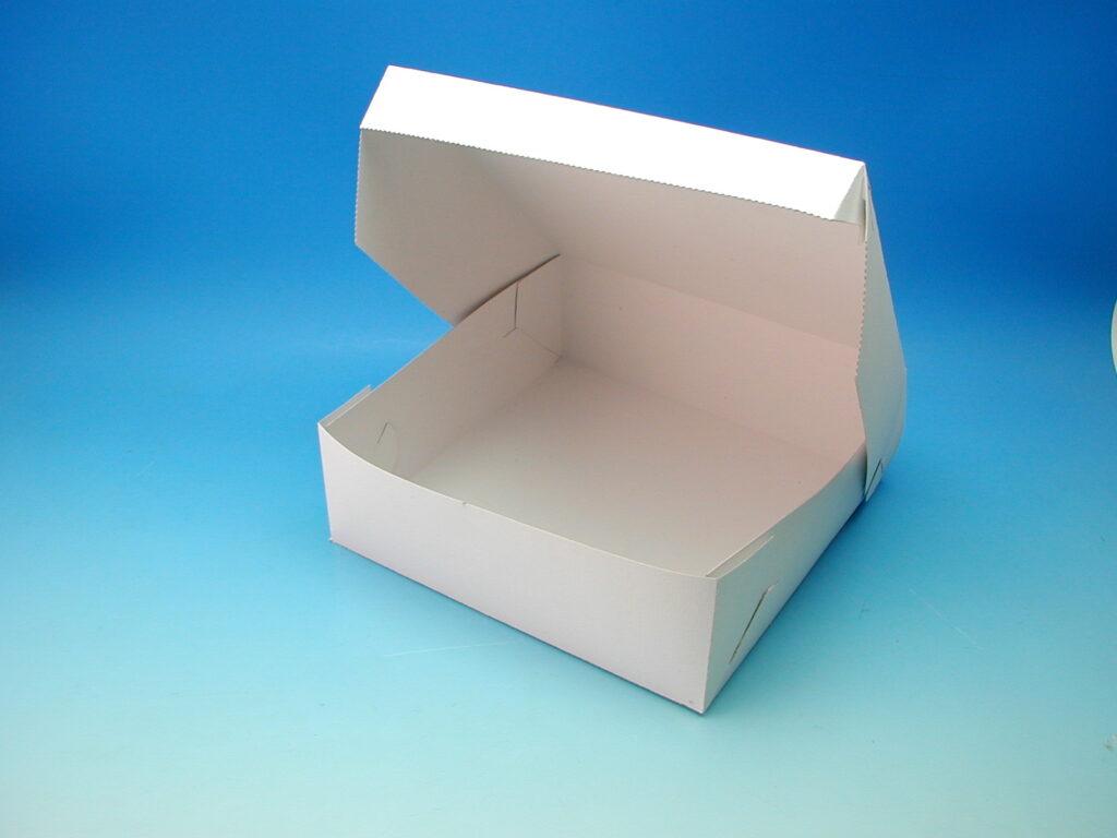 Krabice dortová 350x350x105 mm