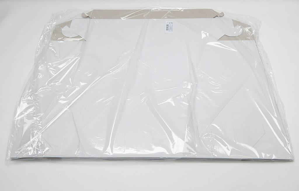 Krabice dortová 350x350x105 mm, 3 ks