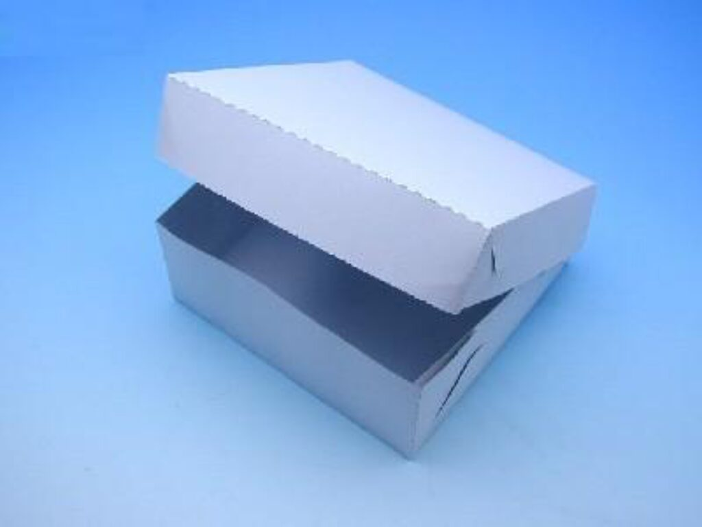 Krabice dortová 220x220x90