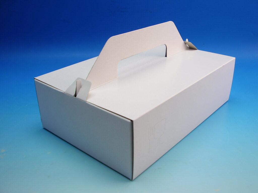 Krabice zákusková 270x180x80