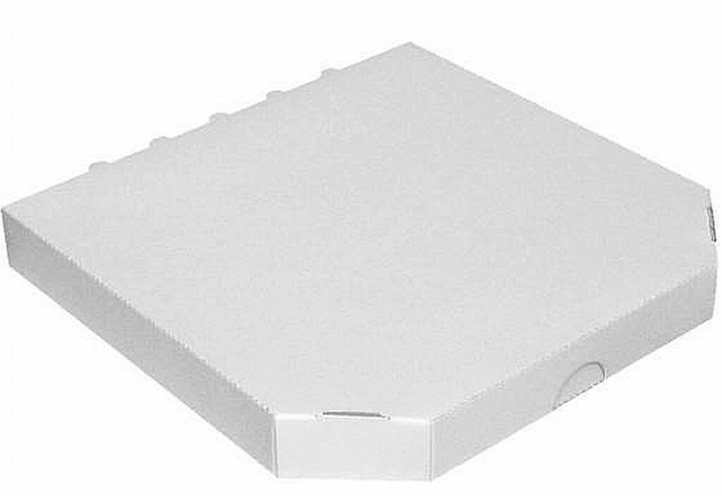 Krabice na pizzu 32x32x3cm bez tisku,Extra pevné