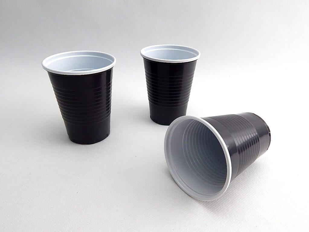 Kelímek 0,18l hnědý kávový 100ks /73261/