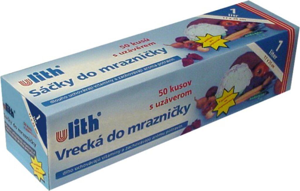 Sáček mikroten 17x25cm do mrazničky 50ks /68812/