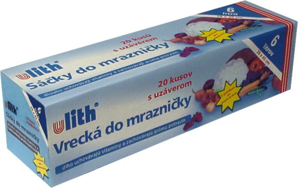 Sáček mikroten 28x45cm do mrazničky 20ks /68817/