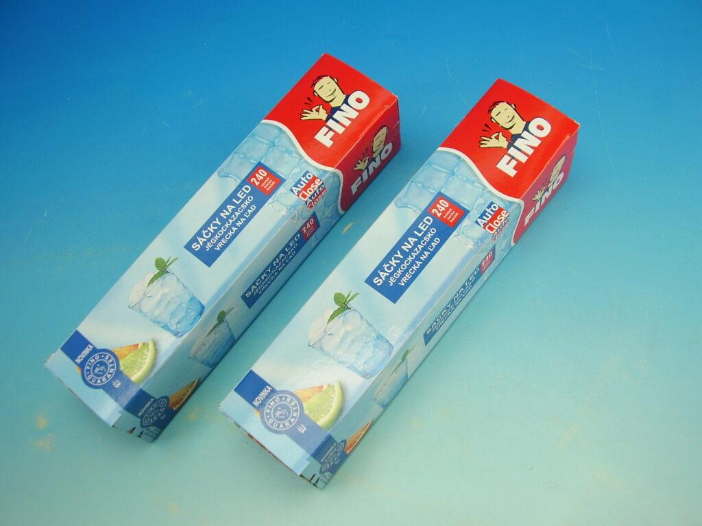 Sáček na led 240 kostek /98151/