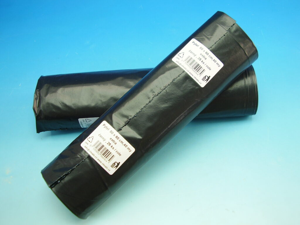 Pytel na odpad 30l 50x60cm 25ks role /1210060/
