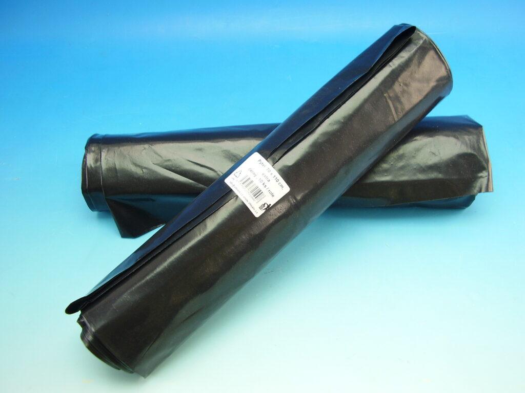 Pytel na odpad 120l 70x110cm 10ks role RLDPE extra /1212420/