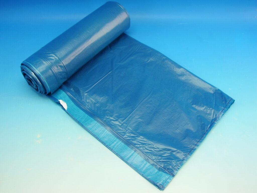 Pytel na odpad 110l 70x100cm 25ks role zatahovací