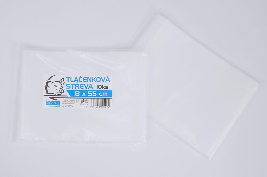 Střeva tlačenková 13x55cm/10 ks , 0533040