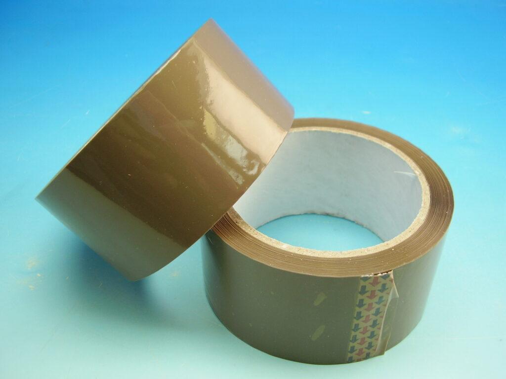 Páska lepící 48x66m hnědá /1310520/