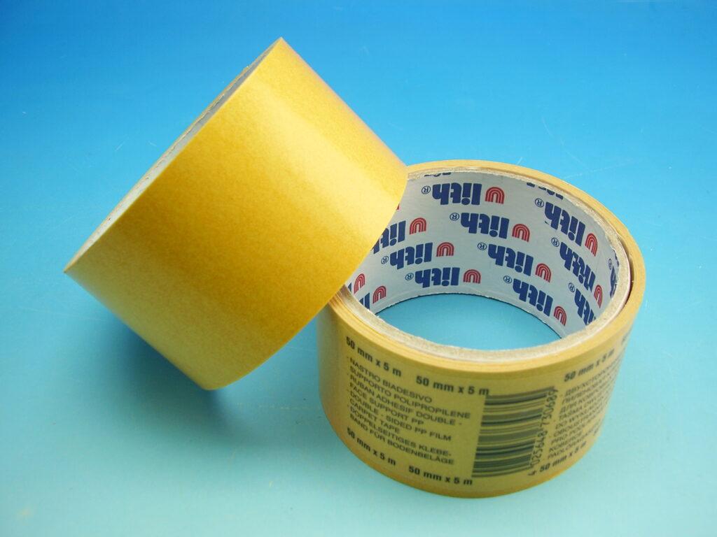 Páska lepící 50x5m oboustr. /1313070/
