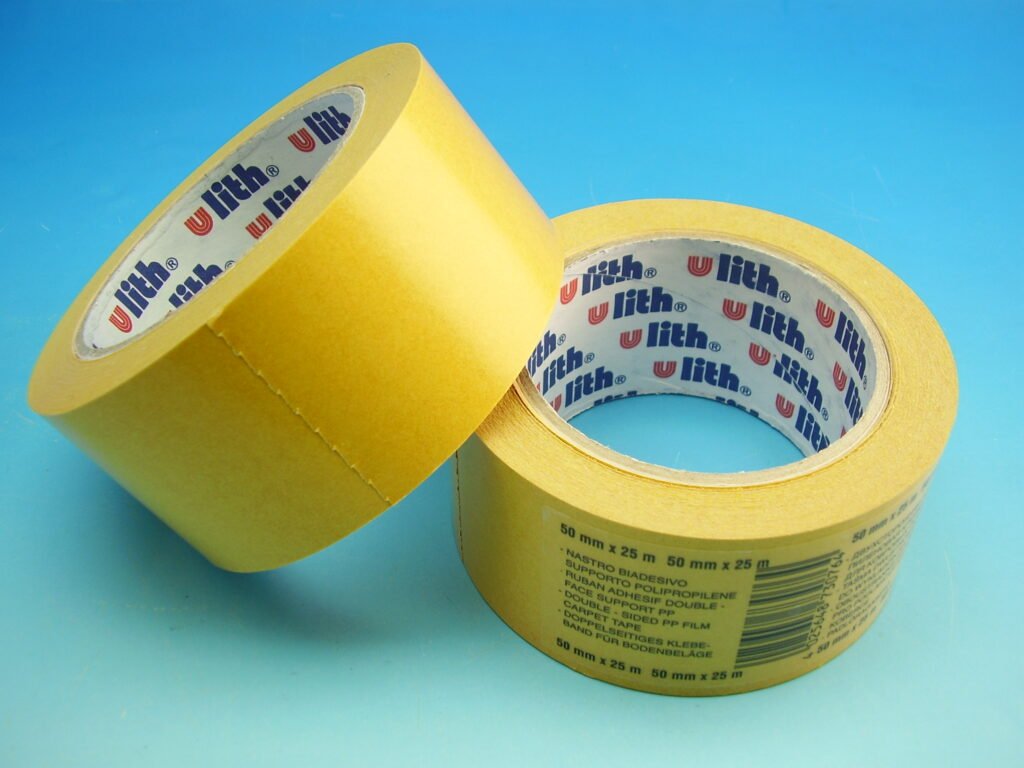 Páska lepící 50x25m oboustr. /1313060/