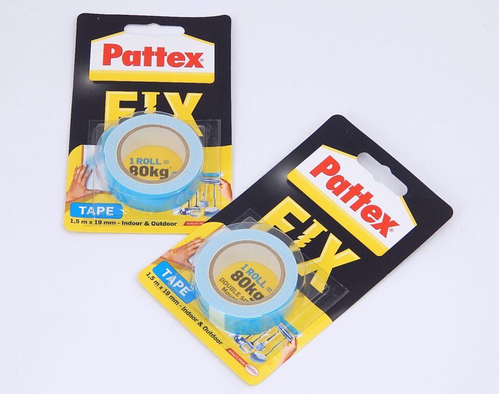 Páska Pattex 1,5m  oboustranná /1684211/