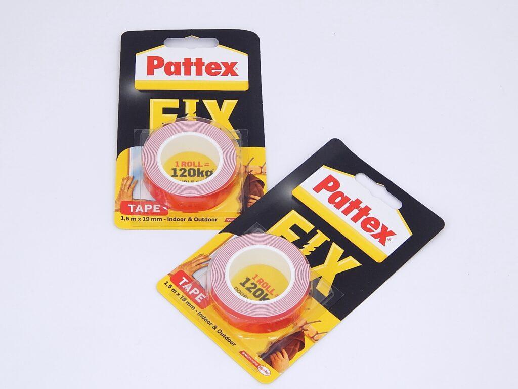 Páska Pattex 1,5m oboustranná /1486524/