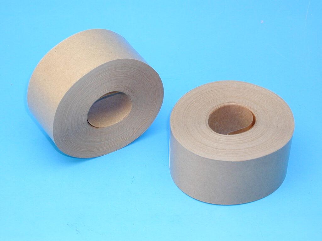 Páska balící 40x50m papírová