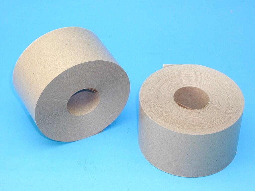 Páska balící 50x50m papírová