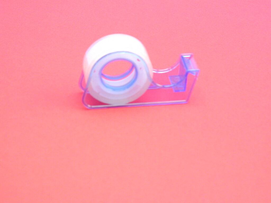 Páska lepící 15x10m transparent.+odvíječ /ST232/