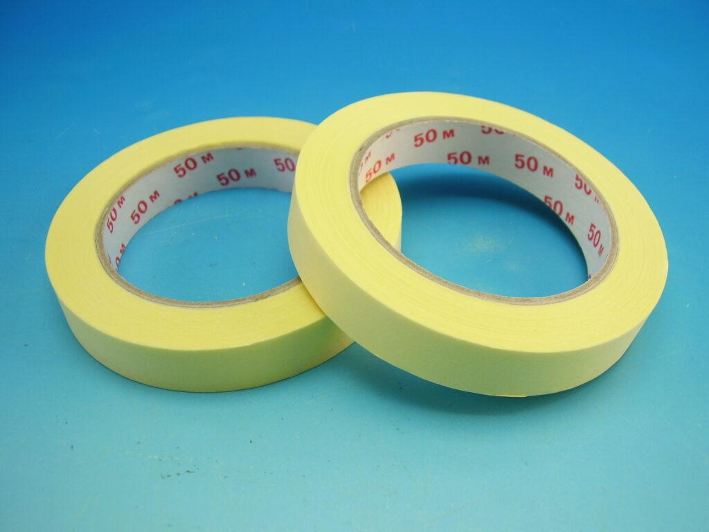 Páska lepící 19x50m krepová /1312040/