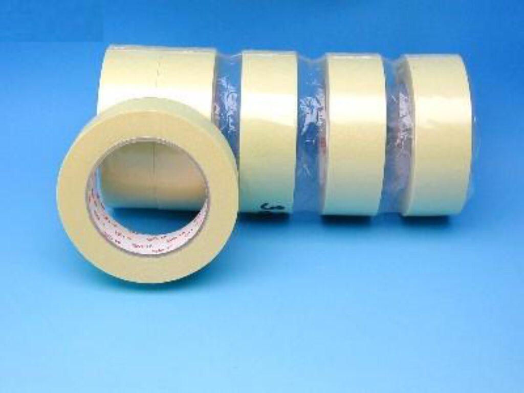 Páska lepící 38x50m krepová /1312020/