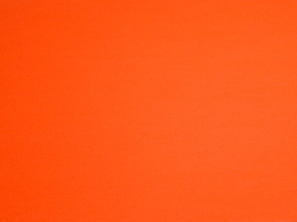 Tonkarton zrnitý 220g/m2, 50x70cm, 6222/10/40 oranžová