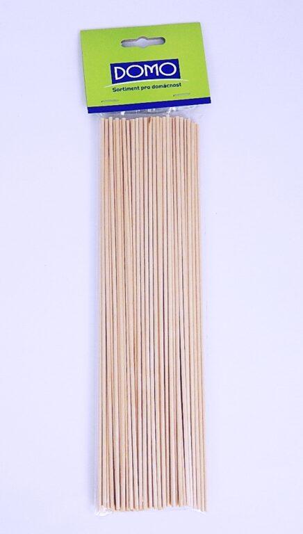 Špejle uzenářské 30cm, 100ks H. Party /2004080/