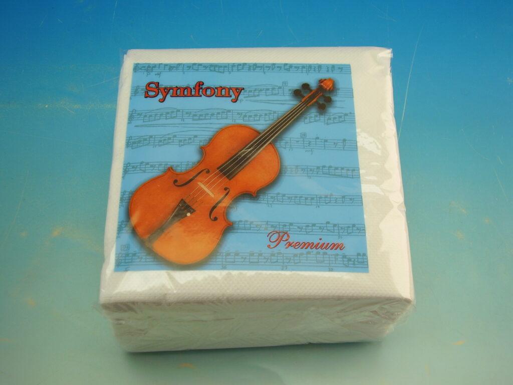 Ubrousky Symfony extra Premium/100ks bíl