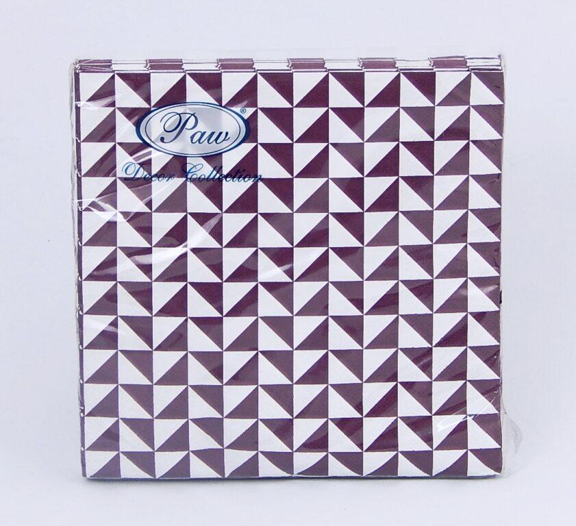 Ubrousky Triangl 33x33cm /SDL094724/