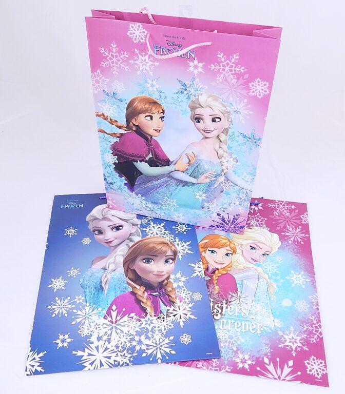 """Taška dárková Frozen """"XL"""" /280167/"""