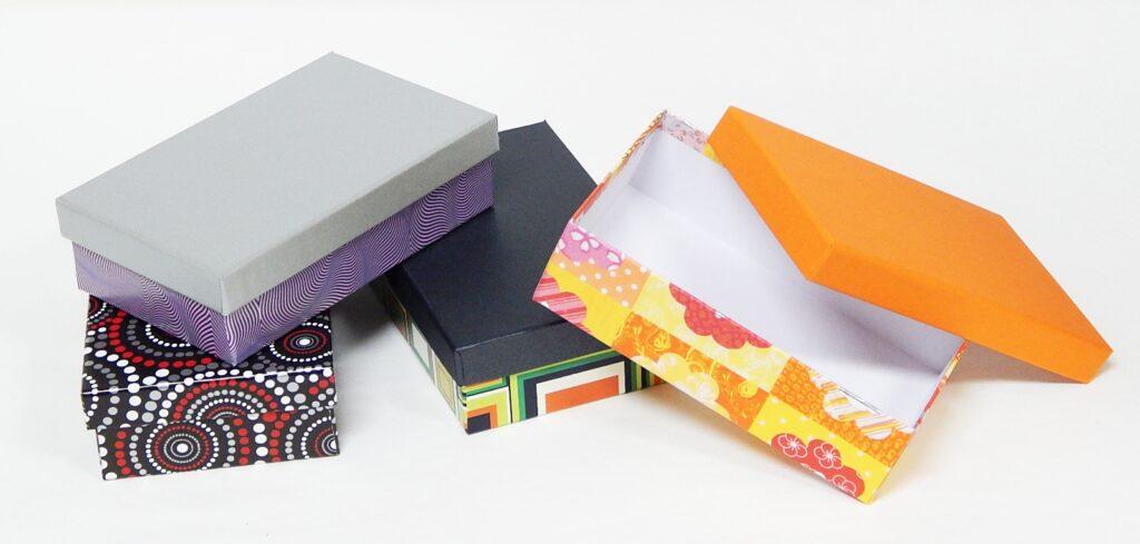 Krabička dárková SL 180x110x50 papír