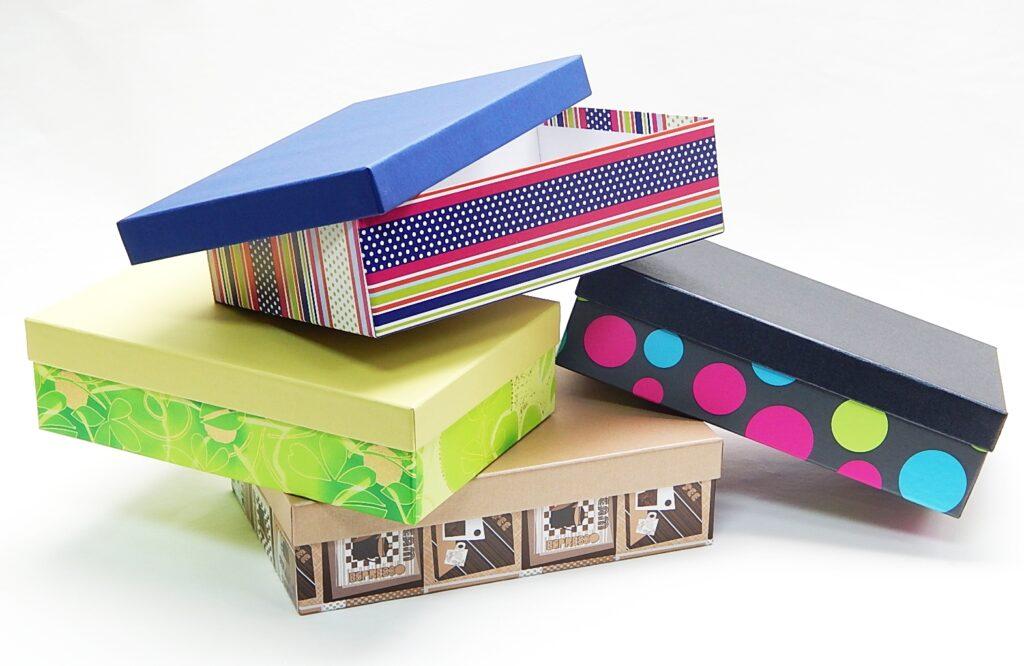 Krabice dárková SL 260x170x70 papír