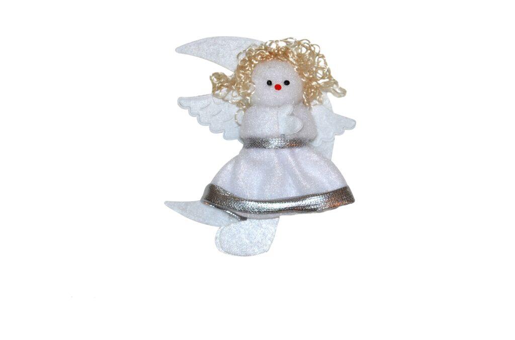 Dekorace Anděl vánoční /889985/