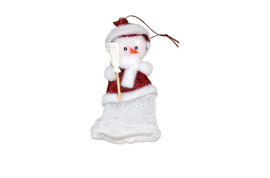 Dekorace Sněhulák vánoční /889977/