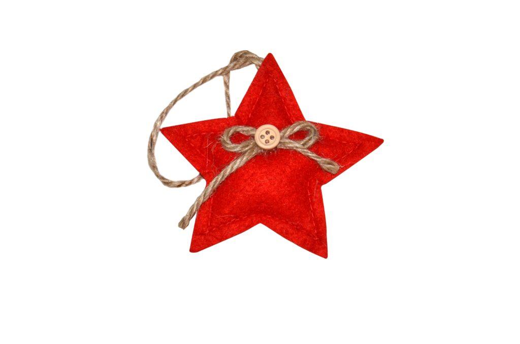 Dekorace Hvězda vánoční /889966/
