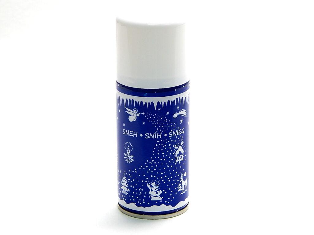 Spray dekorační bílý /0101/