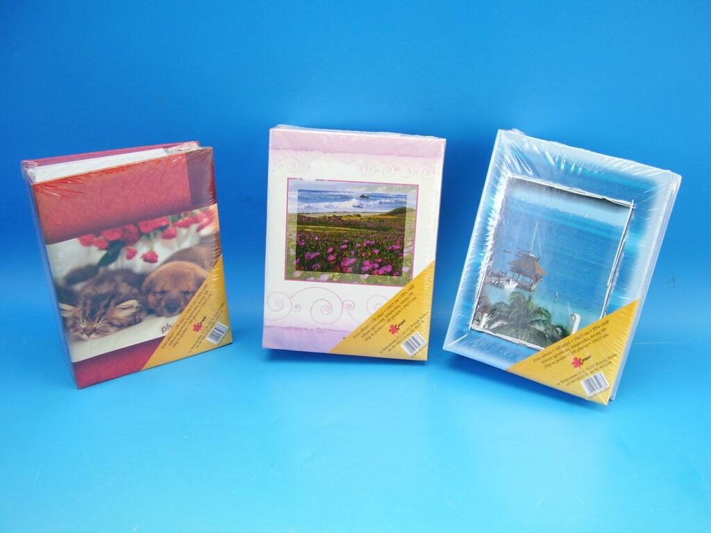 Fotoalbum 10x15cm, 100F, PP4-100P