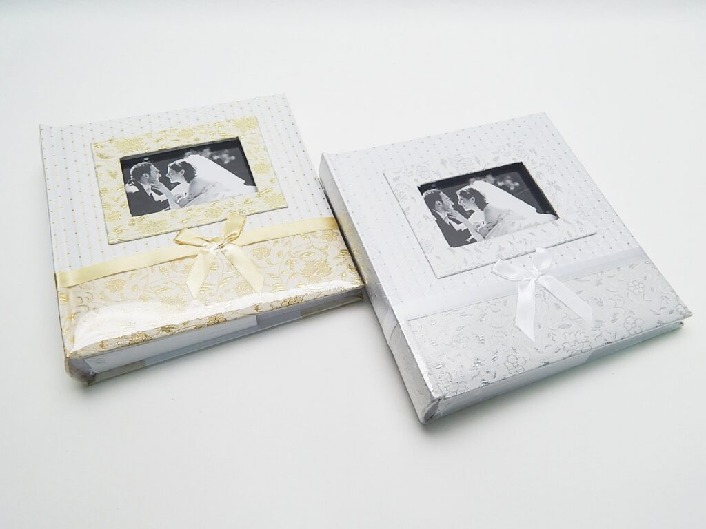 Fotoalbum 10x15cm, 200F, SVATEBNÍ, BBM46200