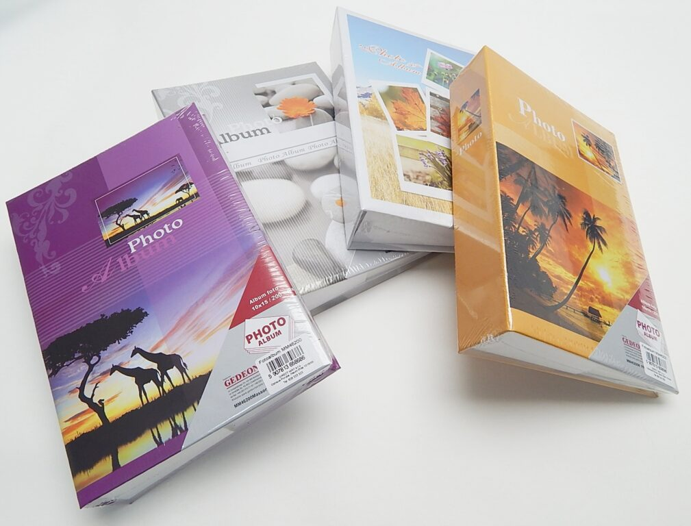 Fotoalbum 10x15cm, 200F, PŘÍRODA, MM46200L