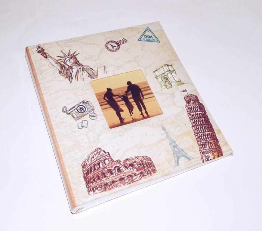 Fotoalbum 29 x 32 cm COLORFUL  / DBCL30/