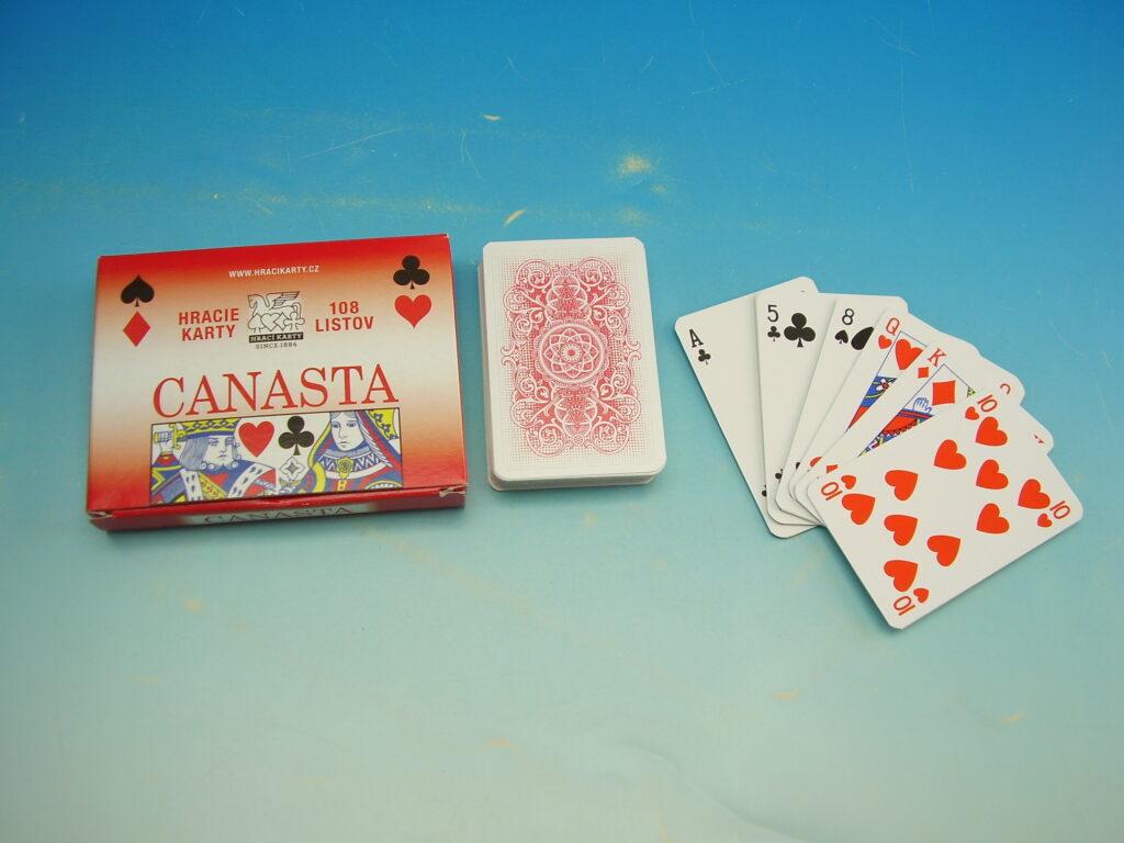 Karty 1603 Canasta