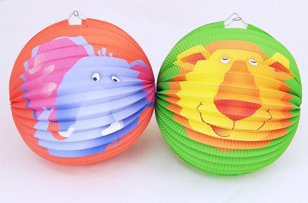 Lampion koule 25cm /885327/