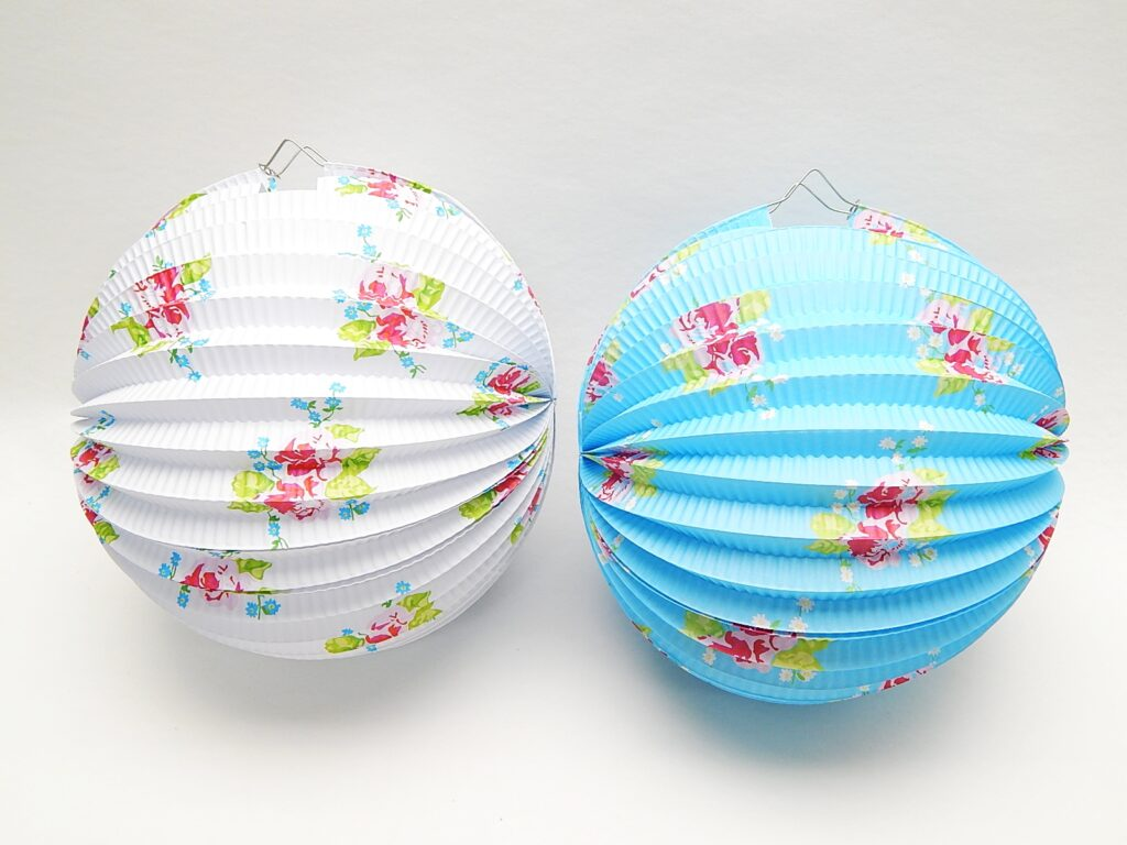 Lampion koule 25cm /885013/