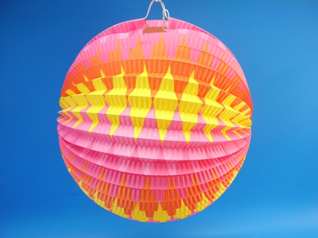 Lampion koule 25cm /885325/