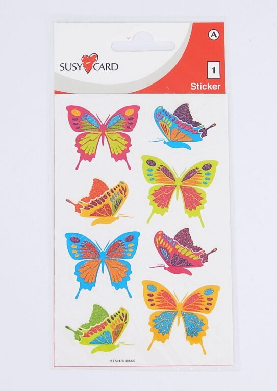 Samolepky Motýlci /11259470/
