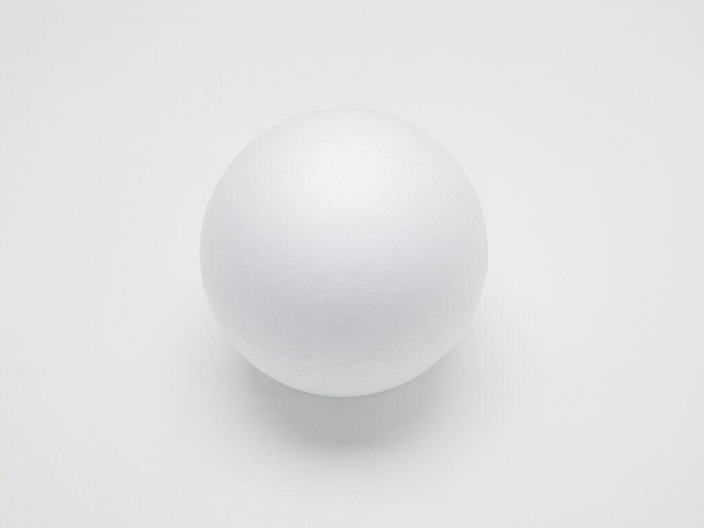 Koule polystyren 90mm  /872400/