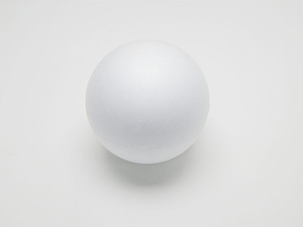 Koule polystyren 120mm  /872402/