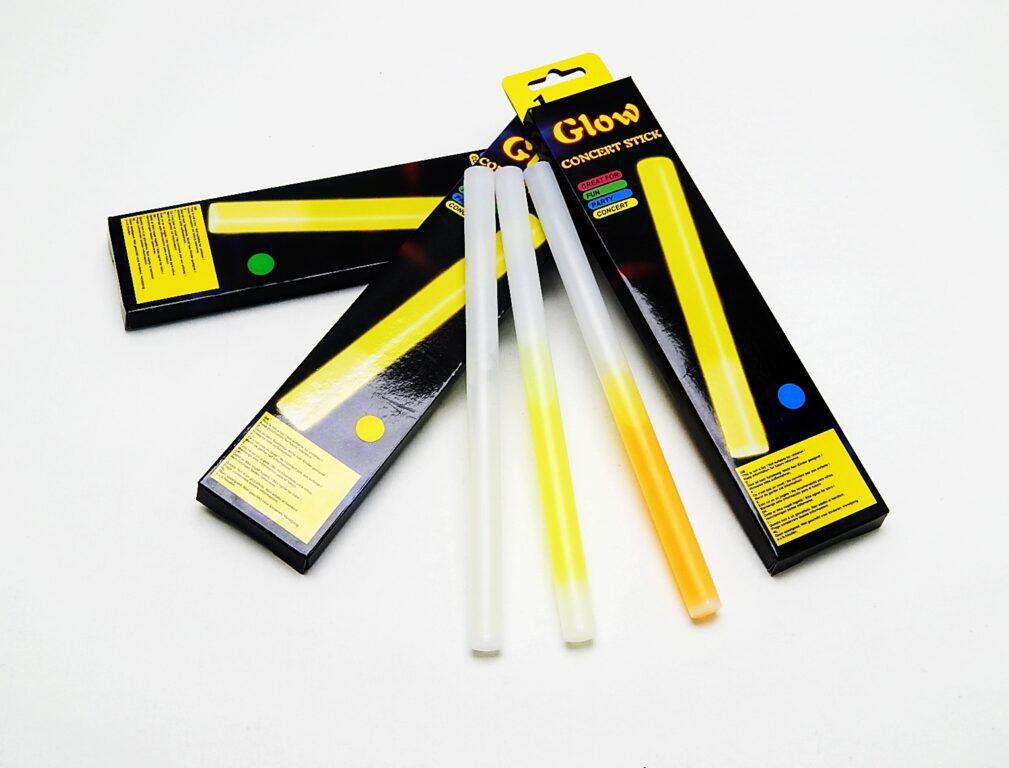 Tyčinky svítící 23,5 cm MIX 90/0984