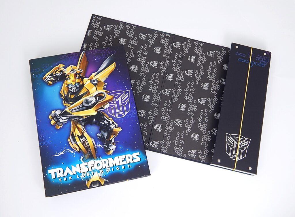 Školní box A4 Transformers 3-75917