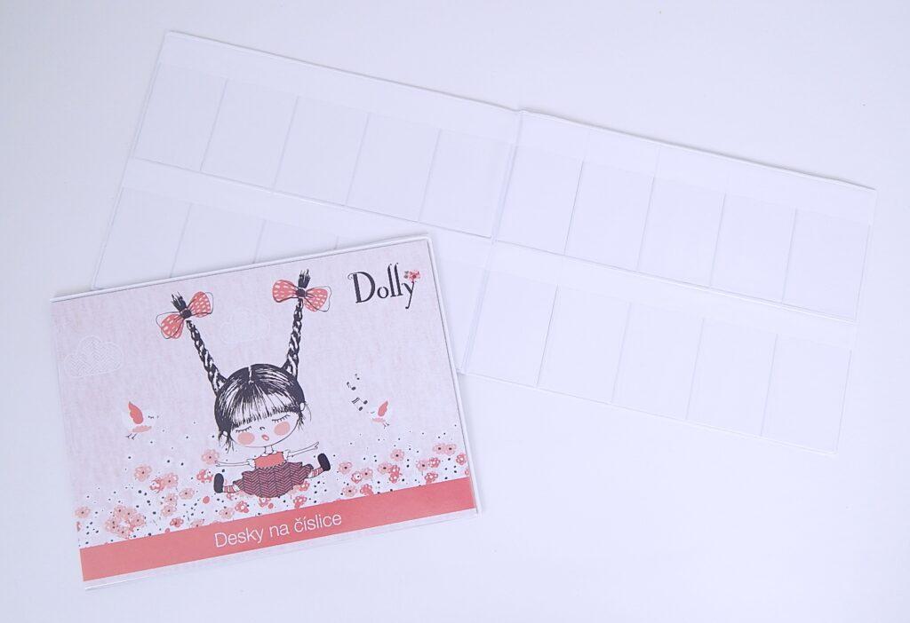 Desky na číslice Dolly 1-16218