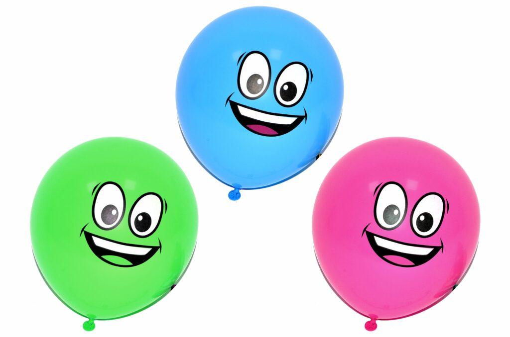 Balonek nafukovací 10 ks / 886116